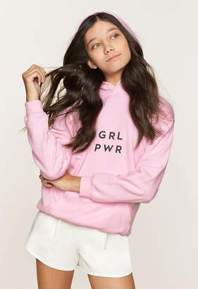Milly Minis MillyMilly Girl Power Hoodie