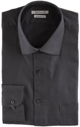 Van Heusen Men's Regular-Fit Comfort Soft Wrinkle-Free Dress Shirt