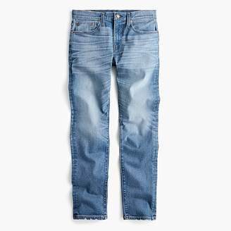 J.Crew 484 Slim-fit distressed stretch jean in Stockton wash