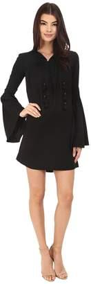 Rachel Zoe Helen Bell Sleeve Dress Women's Dress