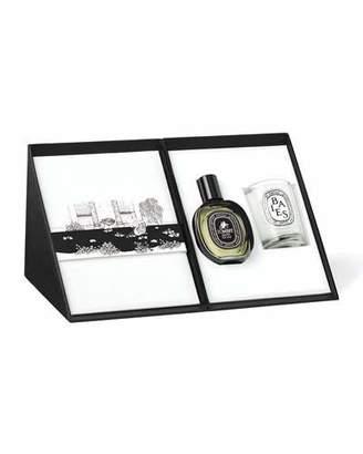 Diptyque L'Ombre dans l'Eau Eau de Parfum & Baies Candle Set