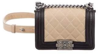 Chanel Mini Boy Bag