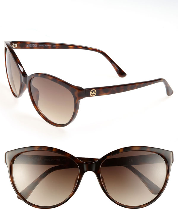 MICHAEL Michael Kors 58mm Cat's Eye Sunglasses