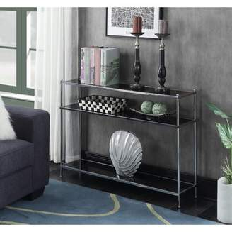 Convenience Concepts Royal Crest Console Table, Multiple Finishes
