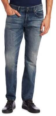 G Star 3301 Tapered-Leg Jeans