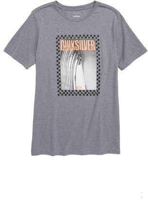Quiksilver Winter Quiver Graphic T-Shirt
