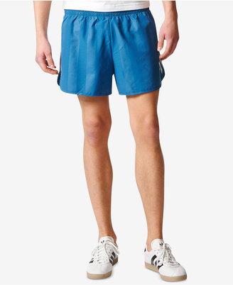 """adidas Originals Men's 3.5"""" 3-Stripe Soccer Shorts $40 thestylecure.com"""