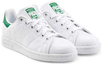 adidas Stan Smith Embroidered Canvas Sneakers