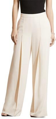 Lauren Ralph Lauren Pleated Wide Leg Pants $198 thestylecure.com