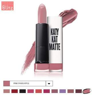 Cover Girl Katy Kat Matte Lipstick CREATED BY KATY PERRY / GLITZ (KP02 Pink Paws)