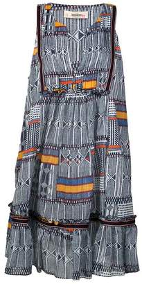 Lemlem Kente Bib Dress