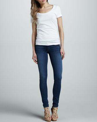 Sold Denim Stretch Skinny Jeans