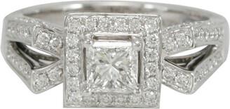 LeVian Suzy Diamonds Suzy 18K 1.33 Ct. Tw. Diamond Ring