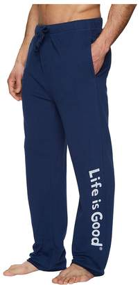 Life is Good Evolved Classic LIG Fleece Lounge Pant Men's Fleece