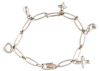 Tiffany & Co. Peretti Charm Bracelet
