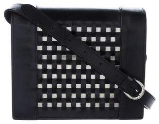 Jean Paul Gaultier Woven Shoulder Bag