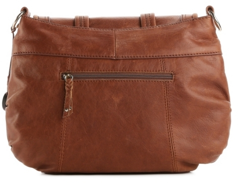 The Sak Silverlake Leather Shoulder Bag