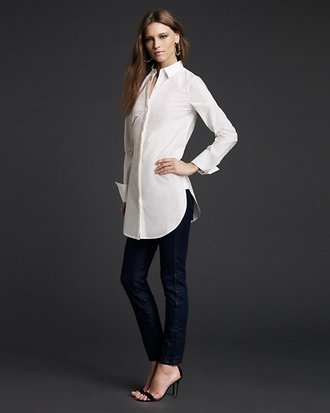 Juicy Couture Clovis Hidden Placket Shirt