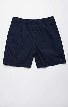 Brixton Steady Navy Shorts