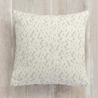 Bud Branches Square Pillow