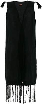 DAY Birger et Mikkelsen Caravana Voltan jute sleeveless tassel dress