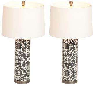 Set Of 2 27.5in Ceramic Table Lamps