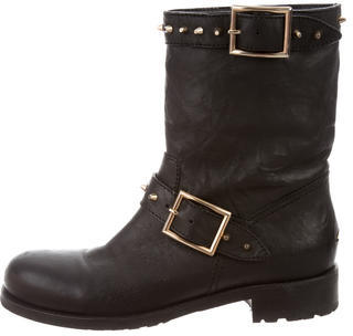Jimmy Choo Jimmy Choo Studded Dash Boots