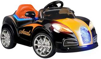 Karsten Big Fun Club Kids' Ride-On Car, Black