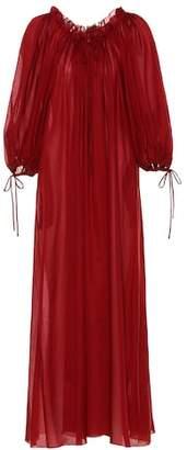 Three Graces London Almost A Honeymoon maxi dress