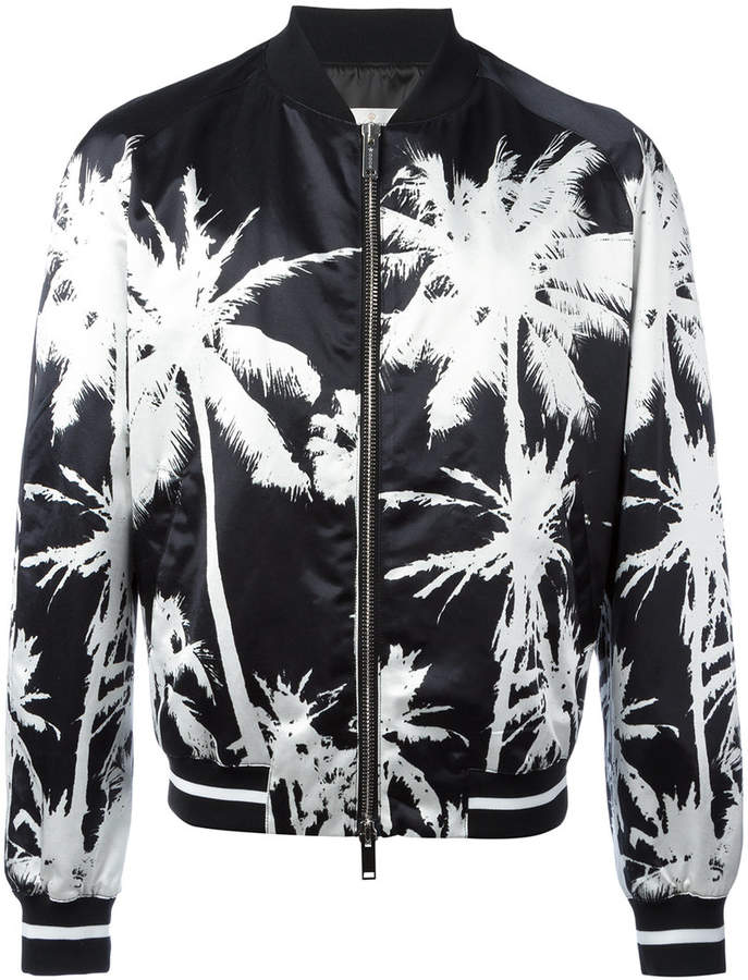 Golden Goose Deluxe Brand Palm bomber jacket