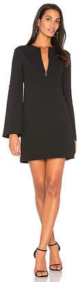 Tibi Zip Front Dress