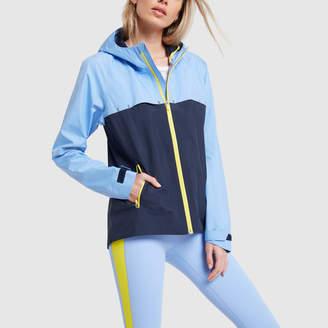 Tory Sport Double Hood Running Jacket
