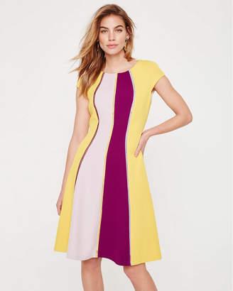 Phase Eight Remi Colourblock Dress