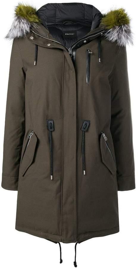 Rena-dx parka coat