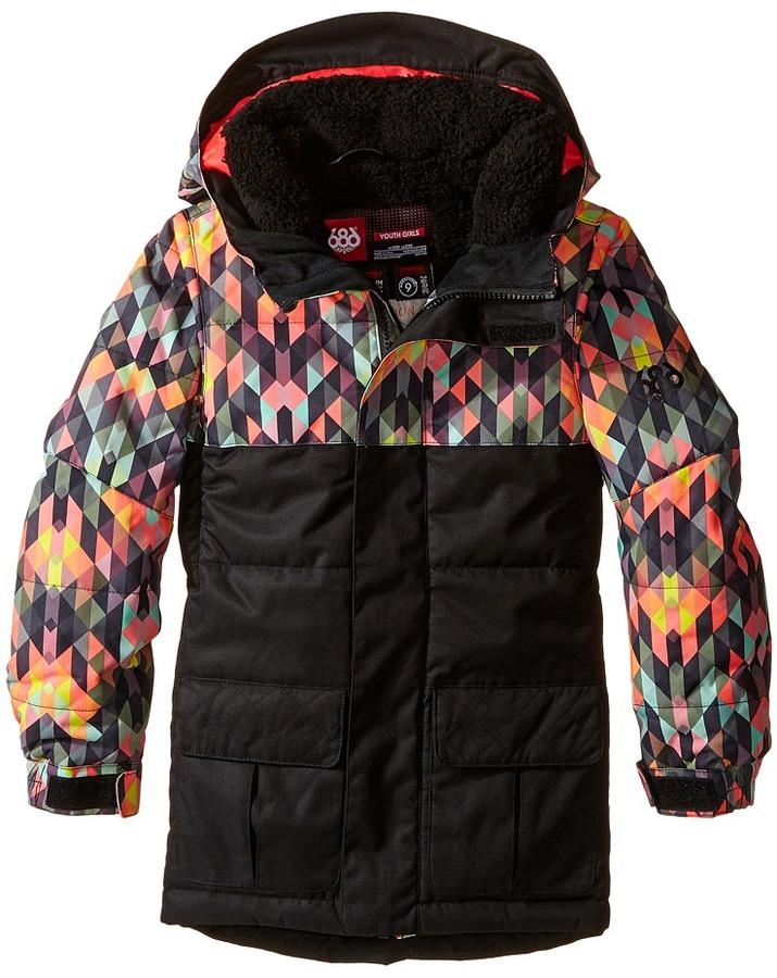 686 Kids Polly Insulated Jacket (Big Kids)