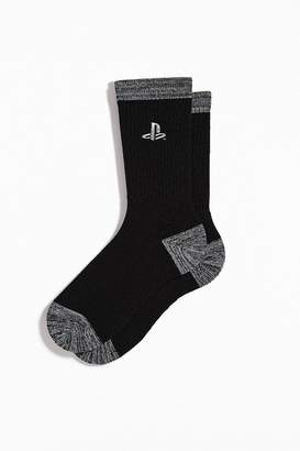 Urban Outfitters PlayStation Icon Sport Crew Sock