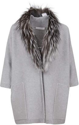 Fabiana Filippi Grey Wool Sweater
