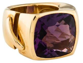 Chaumet Lien Amethyst Ring