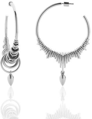 Women's Meadowlark Revival Large Hoop Earrings (Nordstrom Exclusive) $915 thestylecure.com