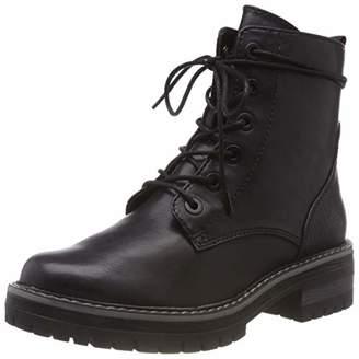 Jana Women''s 8-8-25103-21 Combat Boots, (Black 001)