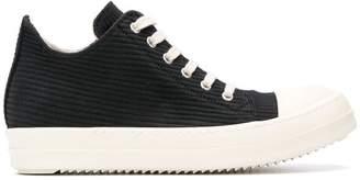 Rick Owens low top sneakers