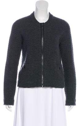 Tory Burch Wool Casual Jacket