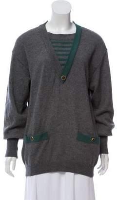 Fendi Lightweight Wool Sweater