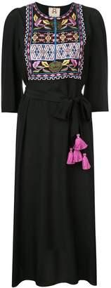 Figue Dahlia bib dress