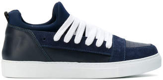 Kris Van Assche lace-up sneakers