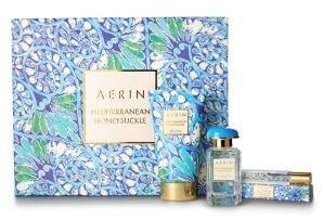 AERIN Mediterranean Honeysuckle Fragrance Collection Three-Piece Set