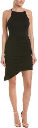 Susana Monaco Asymmetric Sheath Dress