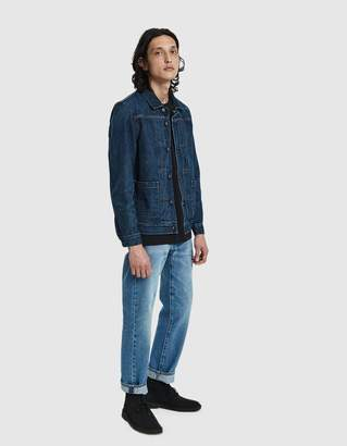 Levi's Type II Worn Trucker Jacket in Neppy