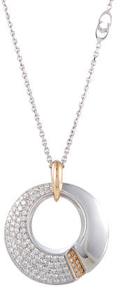 Chimento 18K Two-Tone 0.79 Ct. Tw. Diamond Necklace