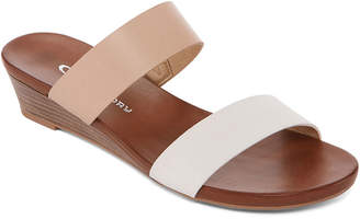 CL BY LAUNDRY CL by Laundry Womens Admired Wedge Sandals